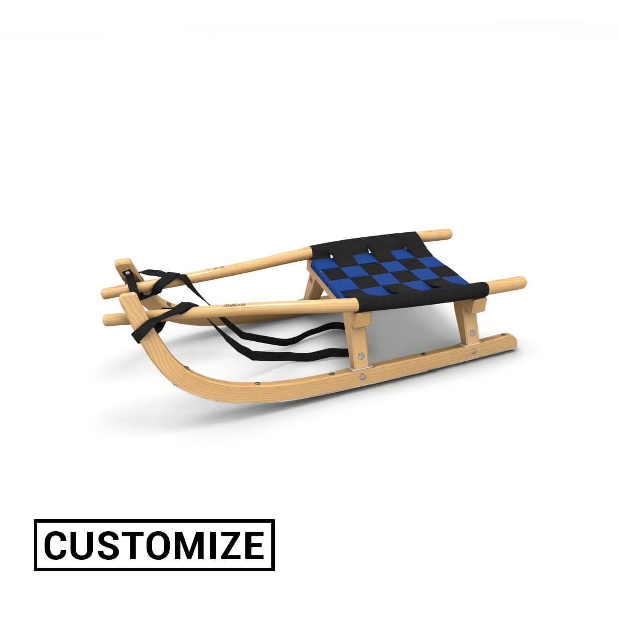 tourenrodel jugend mit gurtsitz f r 9 13 j hrige max 165cm kathrein rodel direkt vom. Black Bedroom Furniture Sets. Home Design Ideas