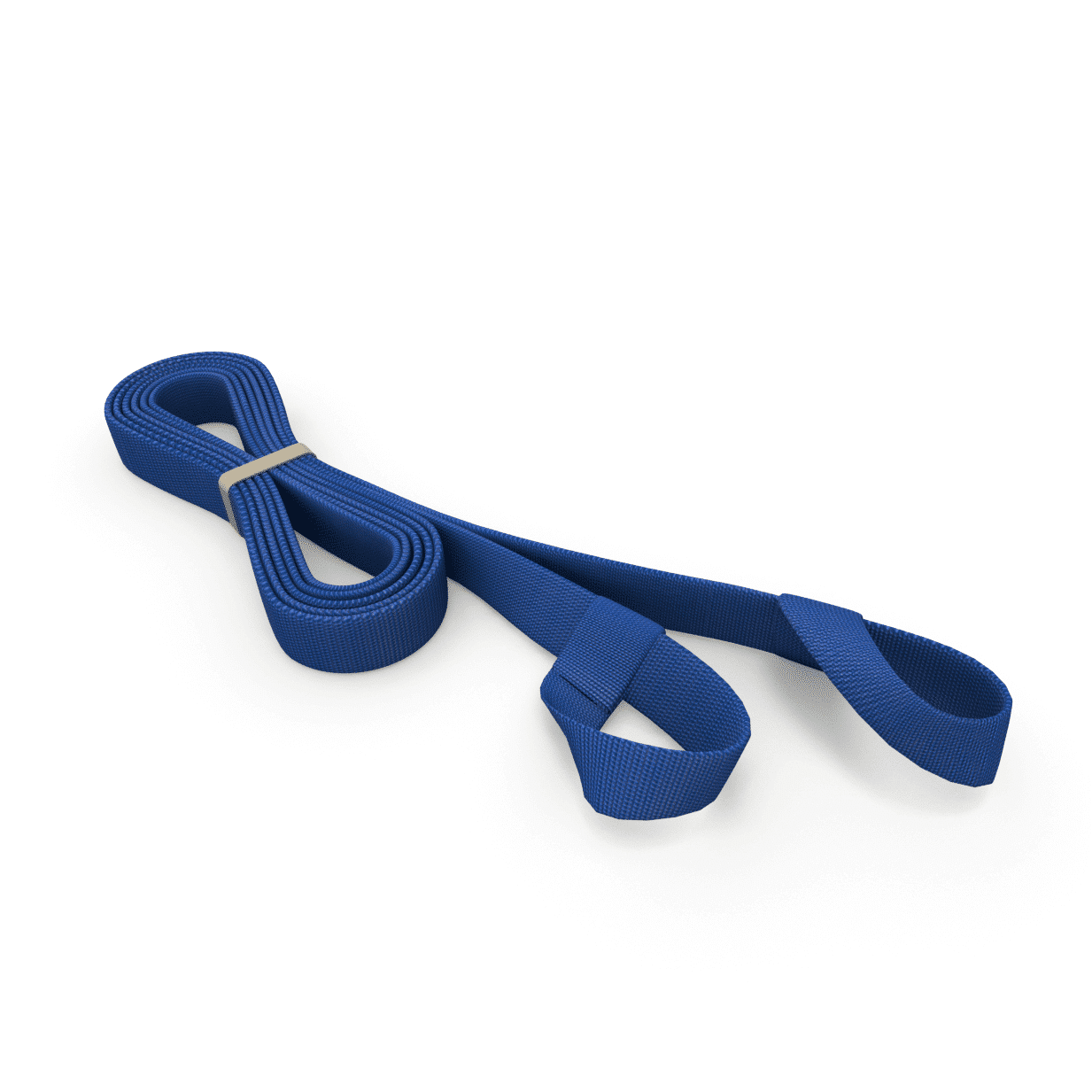 Zugleine mit Schlaufen blau