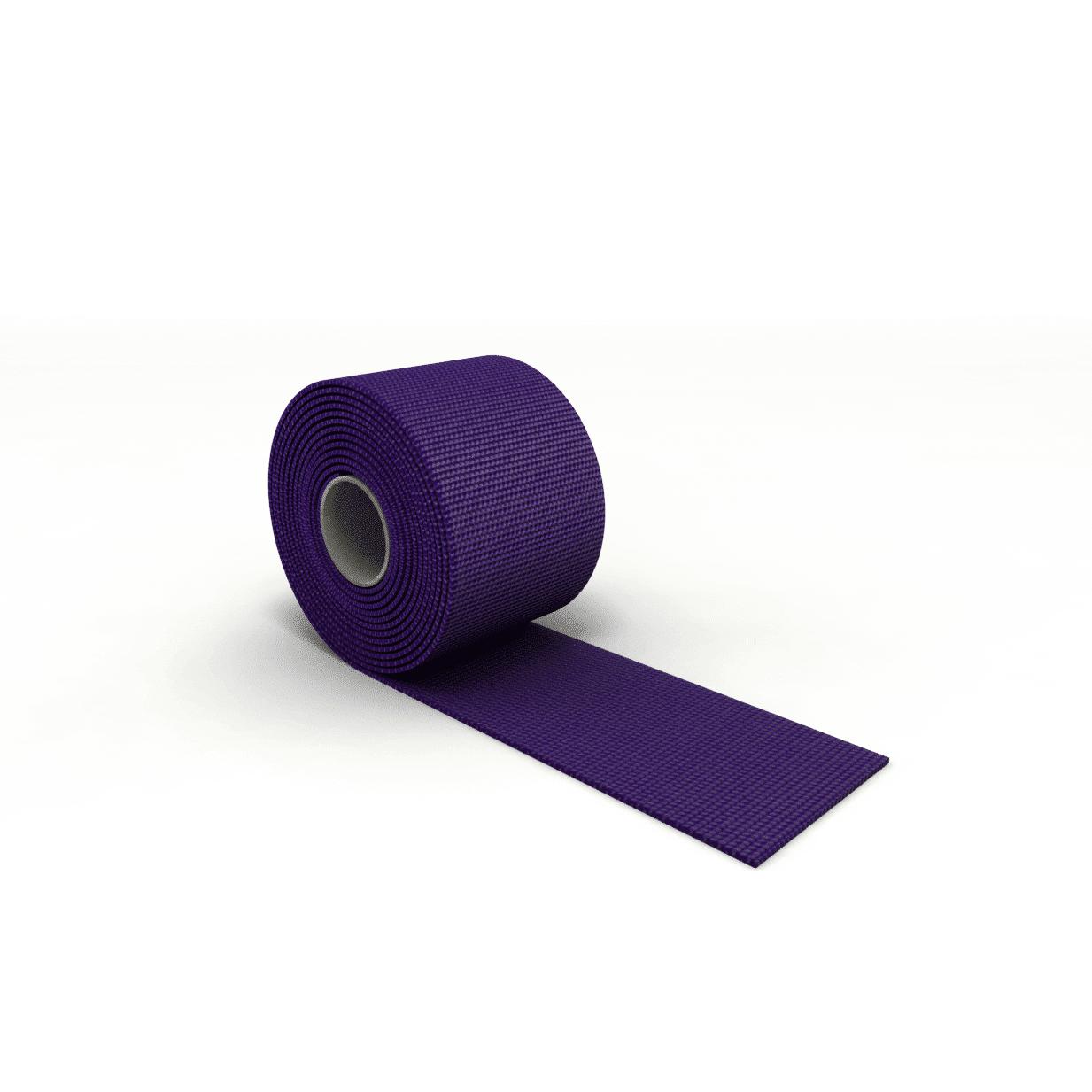 Gurtband für Rodelsitz violett