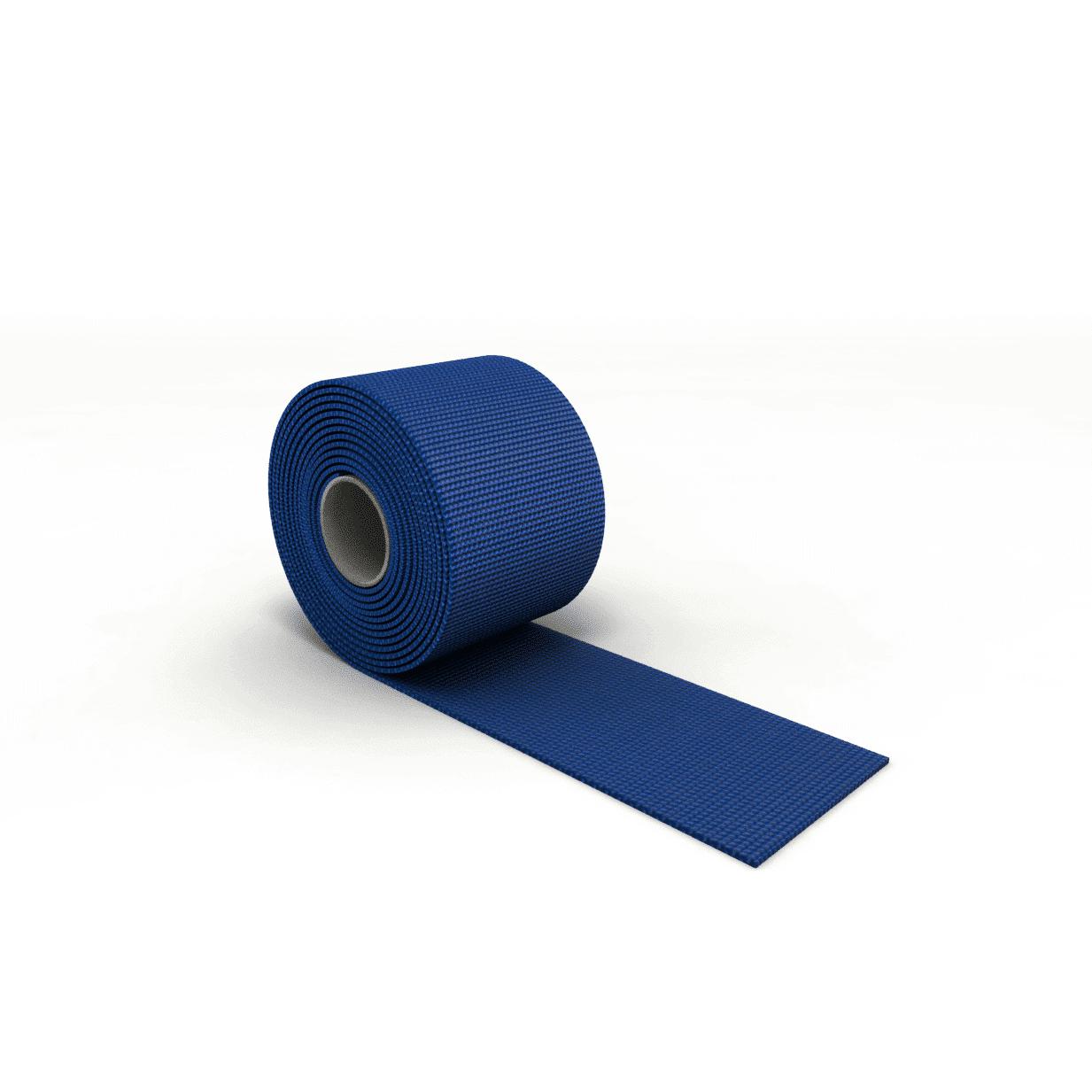 Gurtband für Rodelsitzblau