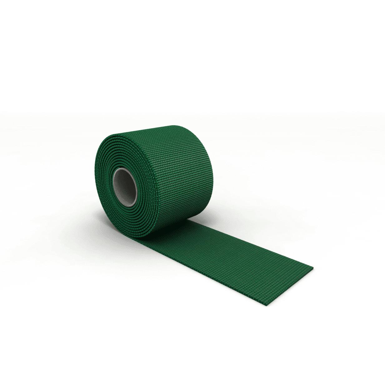 Gurtband für Rodelsitz dunkelgrün