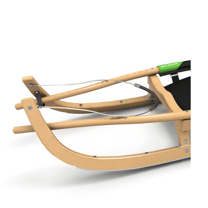 Stahl-Lenkseil mit Griff und Augenbolzen