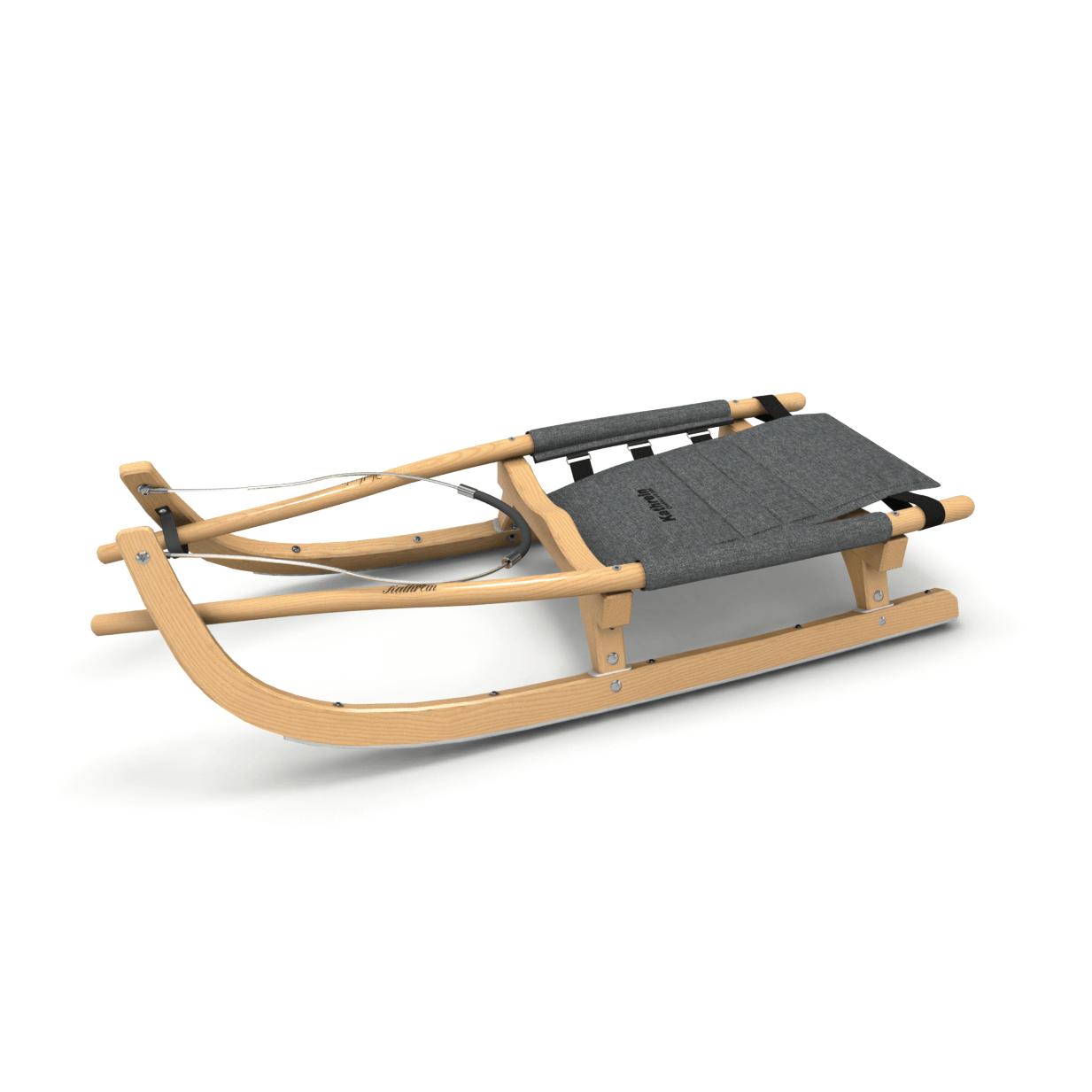 rennsportrodel einsitzer f r 1 person 160cm 190cm kathrein rodel direkt vom hersteller. Black Bedroom Furniture Sets. Home Design Ideas